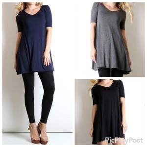 Chic Fashion Tunic