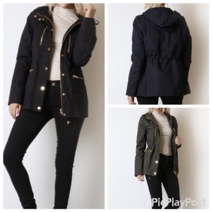 Chic Fashion Military Jacket