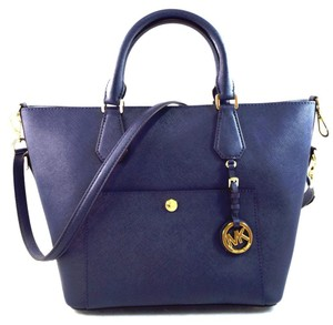 Michael Kors Shoppers Tote in Blue