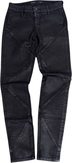 Guess Textured Skinny Jeans-Coated