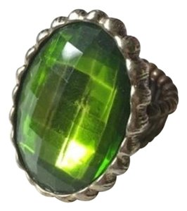 Francesca's Francesca's Green Statement Ring