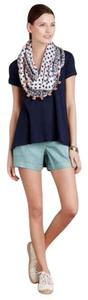 Level 99 Anthropologies Mini/Short Shorts Hawaiian Blue