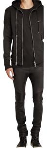Balmain Athletic Pants Black
