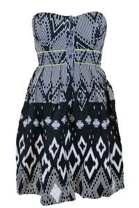 Xhilaration short dress Print Tribal Tribal Print on Tradesy