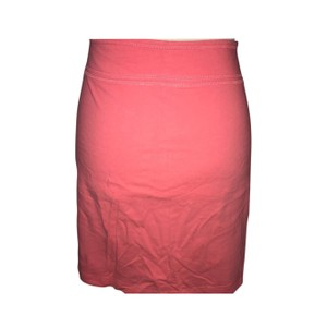 Merona Black/grey Skirt Pink miniskirt