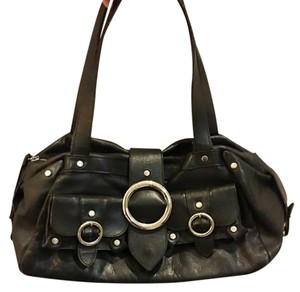 Dolce&Gabbana D&g Leather Hobo Classic Satchel in Black