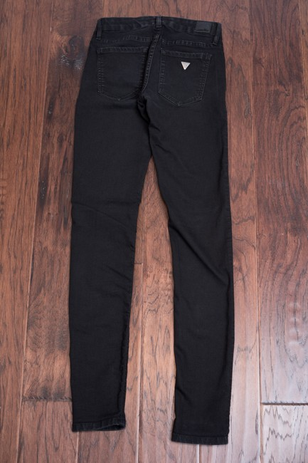 Guess Stretchy Skinny Jeans-Dark Rinse
