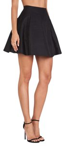 Kate Spade A-line Mini Skirt Black