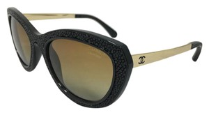 Chanel Rounded Cat Eye Sunglasses