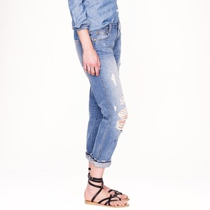 J.Crew Boyfriend Cut Jeans-Distressed