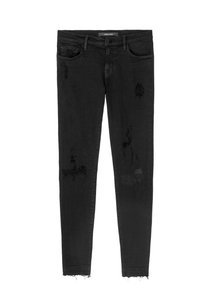 J Brand Destroyed 835 Skinny Jeans-Distressed