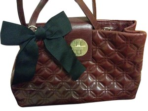 Kate Spade Quilted Leather Fall Winter Shoulder Bag