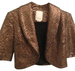 Elevenses Copper metallic Blazer