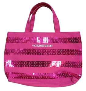 Victoria's Secret Mini Tote in Pink