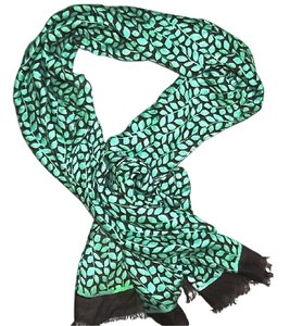 Vera Bradley NEW SHOWER VINES SOFT FRINGE RAYON SCARF