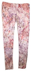 Hudson Jeans Hudson $45 Nwt Size 27 ** Free Shipping ** Floral Invasion Collin Skinny Skinny Jeans