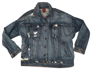 JOE'S Jeans Blue jean Womens Jean Jacket