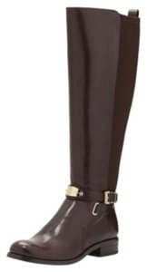 Michael Kors Arley Riding Sale Riding Sale Brown Boots