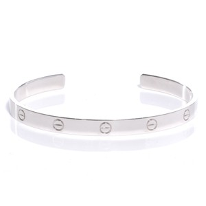 Cartier Cartier White Gold 19 Love Cuff