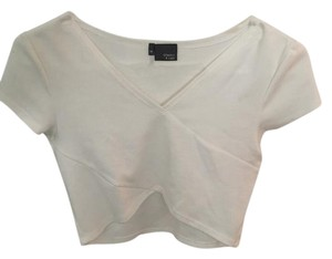 Urban Outfitters Crop Top White