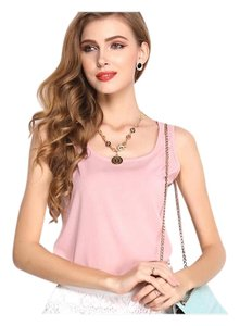 Next Level Dress Top Pink