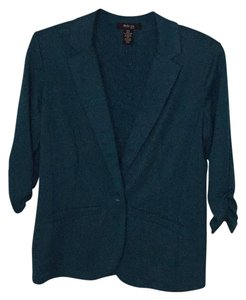 Style & Co NWT, New with tags Blue. Green Blazer