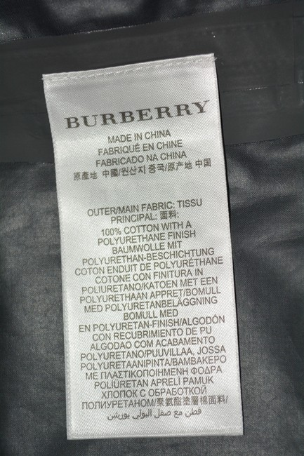 Burberry New Rain Trench Coat Image 10