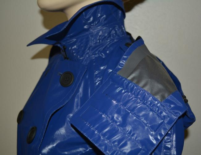 Burberry New Rain Trench Coat Image 8