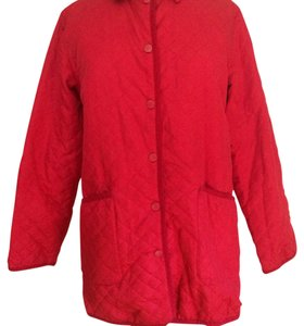 Lilly Pulitzer Red Jacket