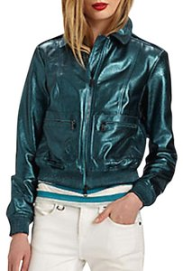 Burberry Military Motorcycle Jacket