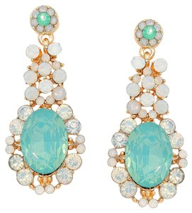Other FASHIONIST Rhinestone Crystal Opal Earrings