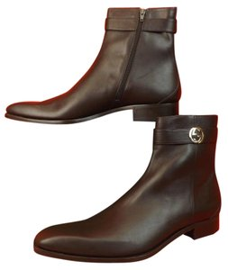 Gucci Dark Brown/T.Moro Boots