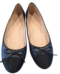 Charles & Keith Navy Blue Flats