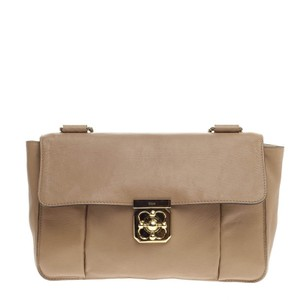 Chlo Chloe Leather Shoulder Bag