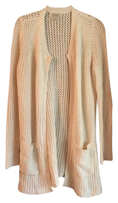 Lucky Brand Cozy Woven Long Cardigan Sweater