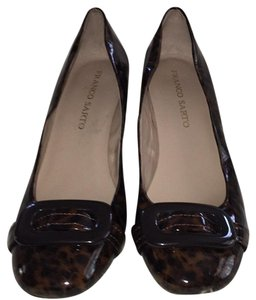 Franco Sarto Brown/Black Pumps