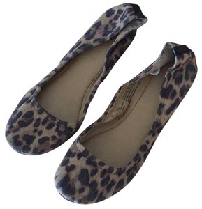 Mossimo Supply Co. leopard Flats
