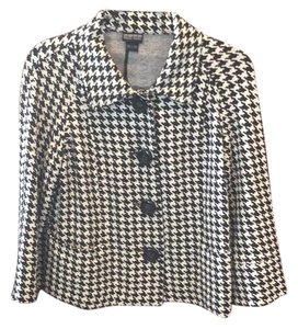 Ntco nomadic traders Black and white Blazer