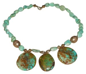 Other Real Turquoise Necklace 17