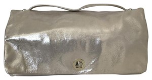 Kate Spade Shimmer Sparkle Gold Silver Shoulder Bag