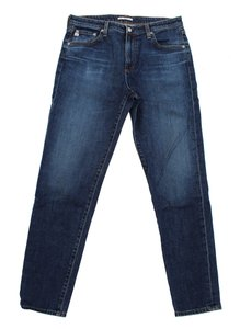 AG Adriano Goldschmied Alexa Chung Brianna 7 Years Braze 30 Skinny Jeans-Medium Wash