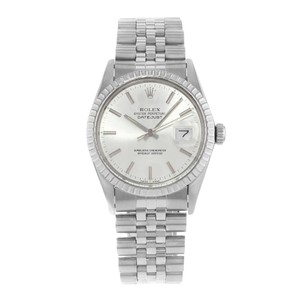 Rolex Rolex Datejust 16030 Stainless Steel Automatic Men's Watch (14484)