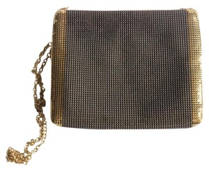 Whiting & Davis Narducci Vintage Mesh Shoulder Bag