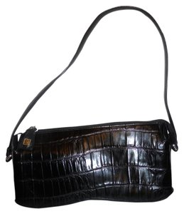 Brighton Vintage Leather Shoulder Bag