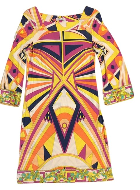 Preload https://img-static.tradesy.com/item/19867976/emilio-pucci-commessa-knee-length-short-casual-dress-size-10-m-0-1-650-650.jpg