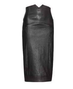 Tom Ford Pencil Skirt Black Leather