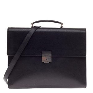Salvatore Ferragamo Breifcase Shoulder Bag