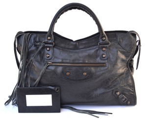 Balenciaga Satchel in Black