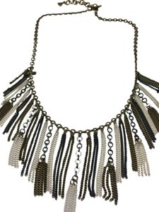 Silpada Fringe Benefits Necklace