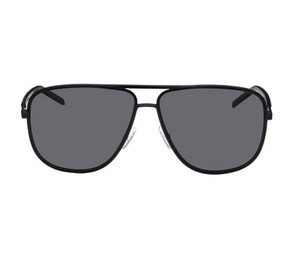 Dior NEW Christian Dior Homme 0170S Black Polarized Matte Aviator